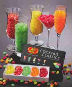 Jelly Belly Jelly Beans in Cocktail flavors